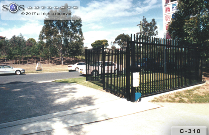 industrial sliding gate
