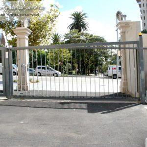 industrial sliding gate