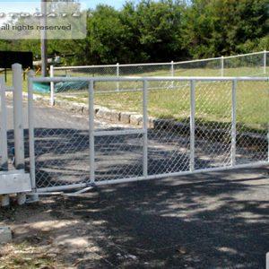hight duty swing gate