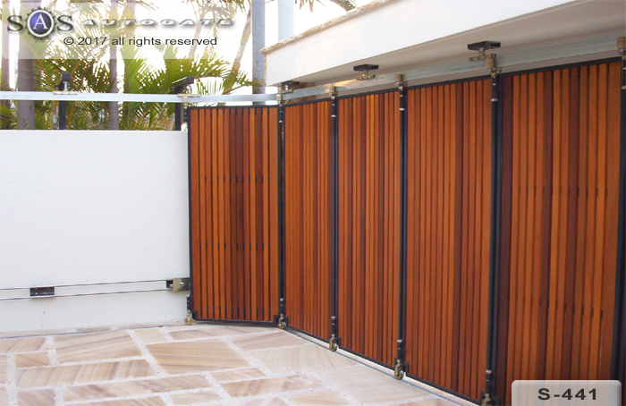 automatic sectional doors